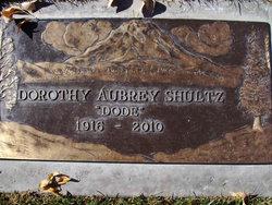 """Dorothy Aubrey """"Dode"""" <I>Wilkerson</I> Shultz"""