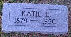 Katie E Yates