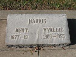John T Harris
