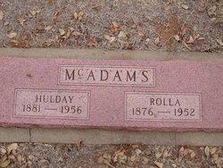 Hulday McAdams