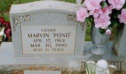 "Marvin Reuben ""Pond"" Bennett"