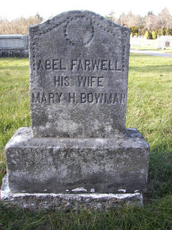 Mary H <I>Bowman</I> Farwell