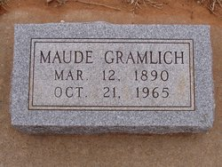Maude <I>Fullbright</I> Gramlich