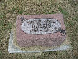 Mallie <I>Odle</I> Dorris
