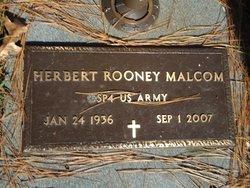 Herbert Rooney Malcolm