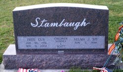 Fred Guy Stambaugh