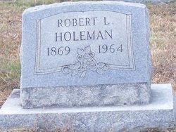 Robert Lee Holeman