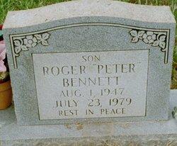 """Roger """"Peter"""" Bennett"""