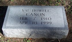 Val Howell Canon