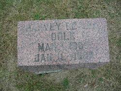Harvey Lesley Odle