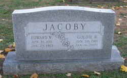 Edward William Jacoby