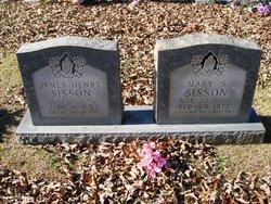 Mary <I>Shook</I> Sisson