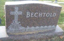 Herbert M. Bechtold