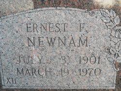 Earnest F. Newnam
