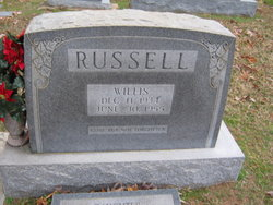 Willis Russell