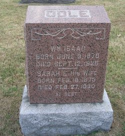 William Isaac Odle