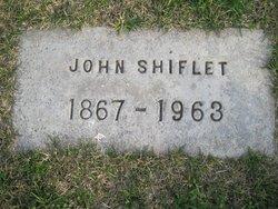 John Shiflet