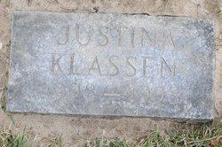 Justina Klassen