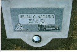 Helen <I>Gordon</I> Asplund