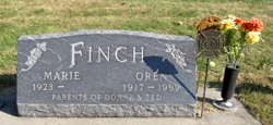 Oren H. Finch, Jr