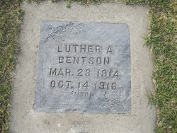 Luther A Bentson