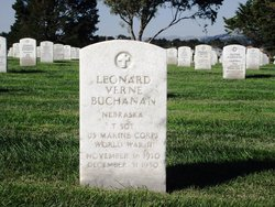 Leonard Verne Buchanan