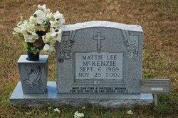 Mattie Lee McKenzie