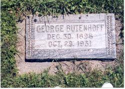 George Henry Butenhoff