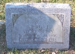 "Christopher Joseph ""Chris"" Stokesberry"