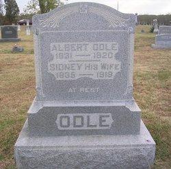 Albert Edward Odle, Sr