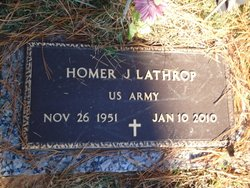 Homer James Lathrop