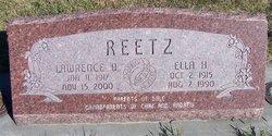 Ella H. Reetz