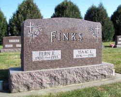 "Isaac L. ""Ike"" Finks"