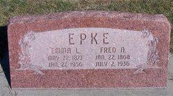 Fred A. Epke