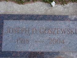 Joseph D Goszewski
