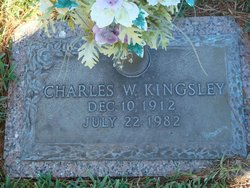 Charles William Kingsley