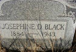 Mary Josephine <I>Dwire</I> Black