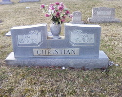 Jessie <I>Armstrong</I> Christian
