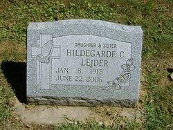 Hildegard C Leider