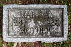 Mary Amanda <I>Wegley</I> Repine