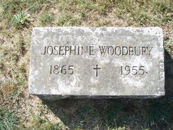 Josephine A <I>Conway</I> Woodbury