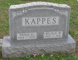 Viola G. <I>Cutshall</I> Kappes