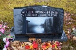 Patricia <I>Brown</I> Brewer