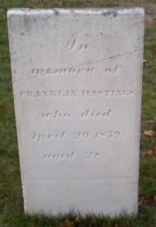 Franklin Hastings