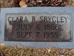 Clara <I>Rutledge</I> Srygley