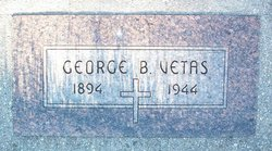 George B Vetas