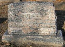 """Eliza Ann """"Dolly"""" <I>Roe</I> Huss"""