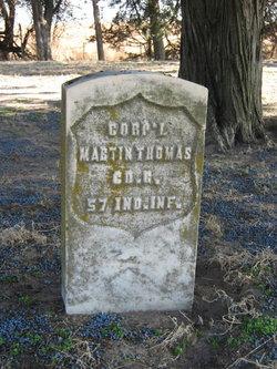 Corp Martin Thomas