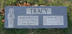 Marguerite H. <I>Burk</I> Tracy