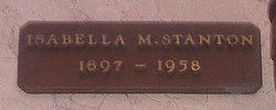 Isabella Marie Stanton